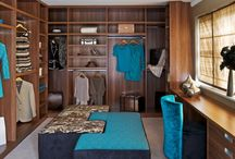 Bedroom Closets and Storage / Ideas and inspiration for stress free organization of bedroom closets and storage.