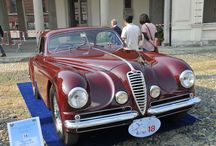 Competition elegance for cars ASI in Torino