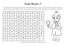 Sunday School Puzzles
