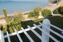 Villa Dream #Syros #Greece #Island / La villa Dream de Syros est située à seulement 9 kilomètres du sud de la ville d'Hermoupolis, la capitale de Syros. http://www.mygreek-villa.com/fr/rent-villa-search-2/villa-dream-ile-de-syros