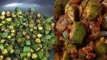 Vendakkai Poriyal - Lady's finger – Okra- bhindi recipe | South Indian Samayal Recipes