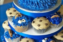 Cookie Monster Party / by Whitney Wilson