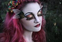 Феи (fairy) / costumes, images, makeup, manicure, ideas