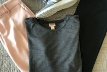 Jen's Closet, Athletic to Sophisticated Mommy Athletic