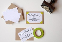Business Cards PCR / by Dany Gtz