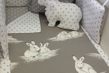 Bunny Bedding! / Whether it's a boy, or a girl, we have the perfect collection of bunny themed bedding!  Looking for something different? Email us at info@StudioCollection.co.za, and we can assist :)