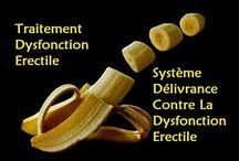 Traitement Dysfonction Erectile
