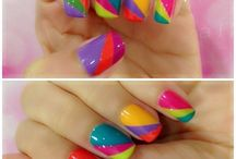 Hard as.... / Ideas for nail art