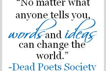 Quotes & Words