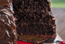 torta húmeda chocolate