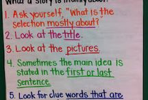 Main idea and Details 2nd grade