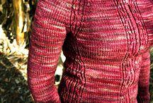 my style / Clothes I wear most often - create a capsule wardrobe / by Azalea & Rosebud Knits