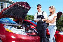 Car Maintence/Repair / by Kelly Halls