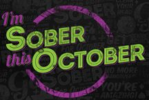 Go Sober For October / I'm taking a month off the booze for October 2014, to see the potential benefits.  By having 31 gloriously hangover-free days I'll not only be raising lots of money to help people with cancer, I'll also be doing oodles of good for my own health! See how I get on!