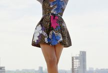 African Style!!  / African Prints