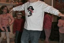 Jake Pirate Birthday Party Boy