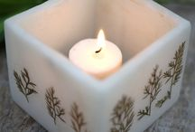 Handmade Candles / #Handmadecandles have the warmth and love of the creator. It is infused with blissful fragrances which calm the mind and relieves your body of any stress. We have a collection of #beeswax handmade candles with long burn time, made from 100% #natural products, which are environment-friendly. It is also suitable for vegans and vegetarian as  bees are not harmed in the production of these #candles.