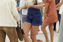 moda años 60-70-