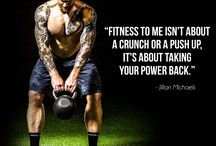 Fitspiration and Motivational Quotes