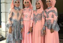 dress pengiring