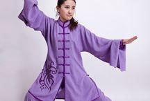 Chen tai chi chuan suits