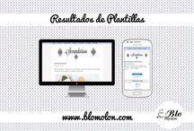 Plantilla Movil y Escritorio / Recomendaciones