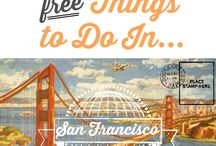 Trip to San Fran / by Sarah Honberg