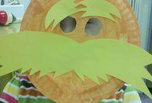 PreK: Dr. Seuss