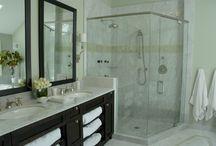 RSM Interior Design: Bath / Bath Designs from the Rariden, Schumacher & Mio Portfolio