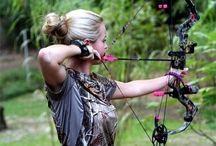Camo, Bows, Guns, Knifes, Targets...etc / by Kammi Lawson