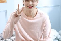 Kang Daniel / Are you looking for a cute bunny or puppy? I have found one... And his name is Kang Daniel