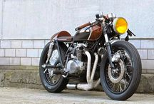 Café racers, bobbers and more