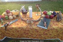 altar mabon