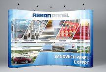 ASSAN PANEL / Assan Panel için yapmış olduğumuz kreatif çalışmalar..