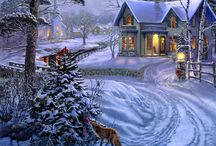 fond d'ecran Noël