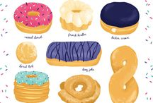 Donut I love you / A place for my donut obsession