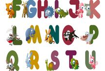 letras animales