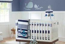 Nautical Baby Bedroom