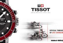 Tissot watches / Ξεχώρισε και εσύ με ένα μοναδικό Tissot! Κάθε μέρα και κάτι νέο…