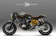 CUSTOM MOTO CONCEPTS / Custom Motorcycle Concepts [Factory & Yard/Garage Conceived]