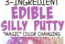 Silly Edible Putty