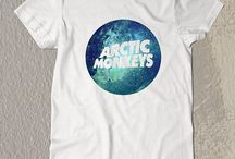 New Arctic Monkeys Blue Moon t-Shirt