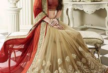 long saree online