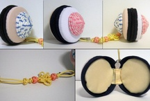 macaroon pouch