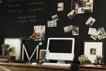 Workspace / by CJ Nunu
