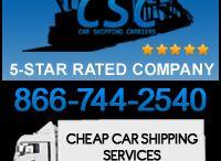 Shipping my car