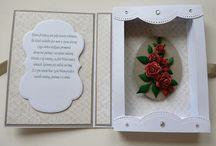 Wedding cards / Gratulation cards