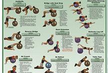 Exercices ballon