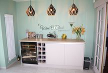 'Keeping the wine cool' Kitchen Ideas from Saturn Interiors