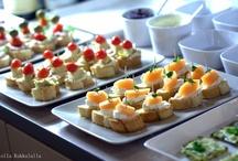 Food Photograph (Pincho)